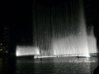 @Dubai Mall, The Fountains