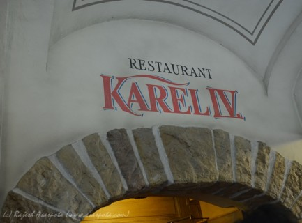 The Karel IV Brewery