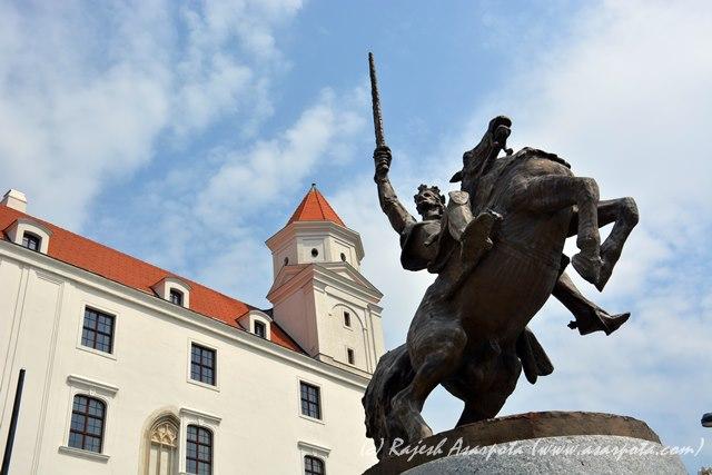 King Svatopluk