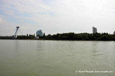 And the Danube again