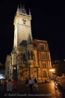 The Cathedral @ night