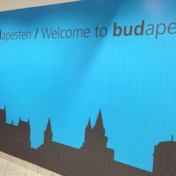 The Welcome to Budapest